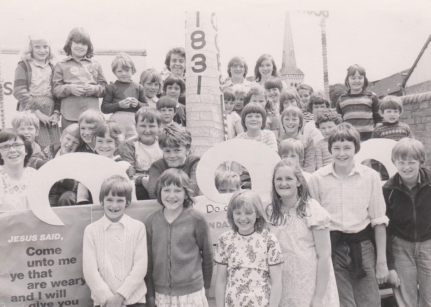 Carnival Float 1980
