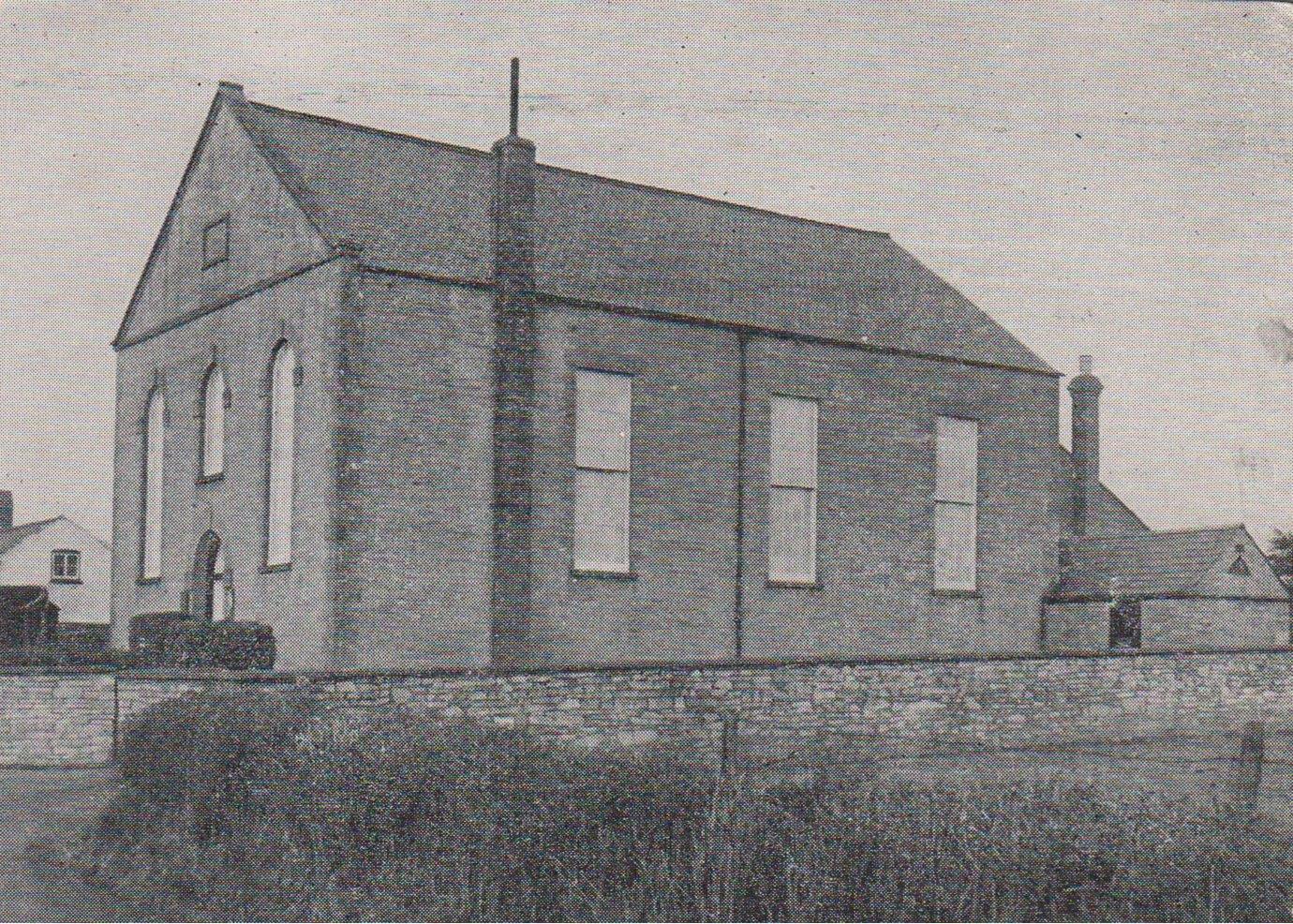 Gorsley Chapel, 1950's