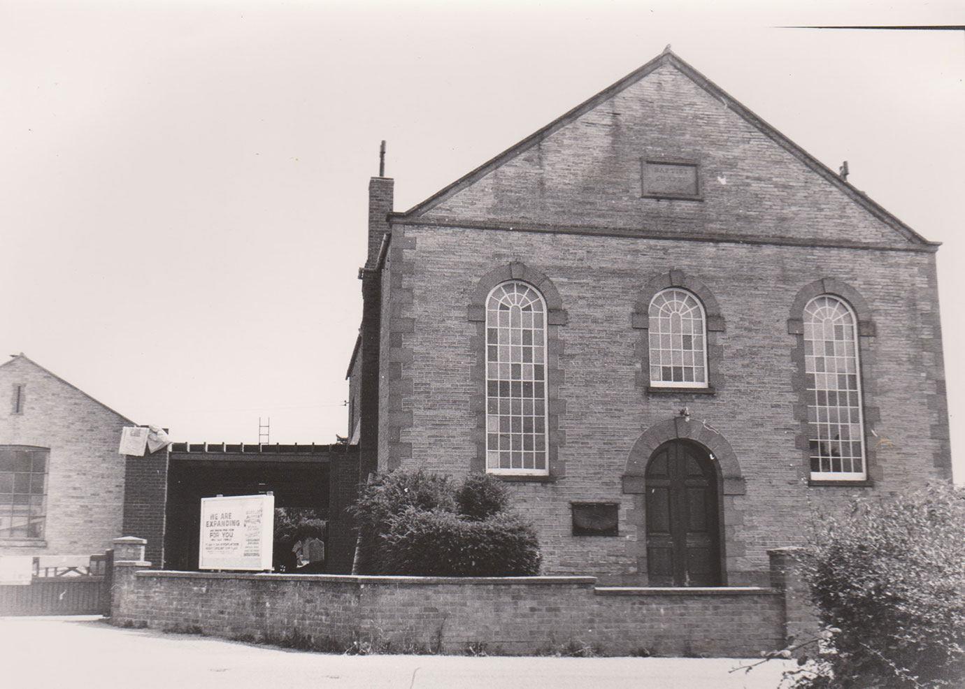 Gorsley Chapel, 1970's